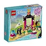 Lego-Disney-Princess-Giornata-di-Addestramento-di-Mulan-Multicolore-41151