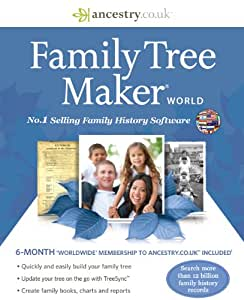 Family Tree Maker World Edition [Download]