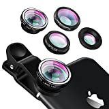 Best Luxsure Iphone 6 Lenses - Luxsure® Universal 4 in 1 Camera Lens Kit Review