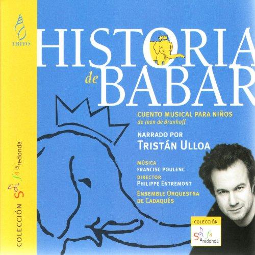 Poulenc: Historia de Babar