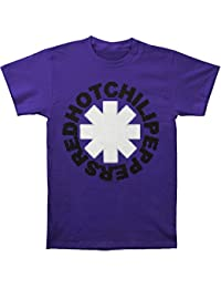 Red Hot Chili Peppers Pixel Violet T-shirt pour homme