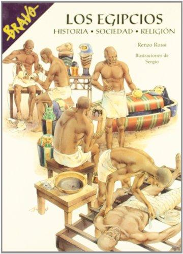 Los egipcios (Bravo) por Renzo Rossi