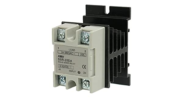 Wärmesenke für Solid State Relais Kühlkörper SSR