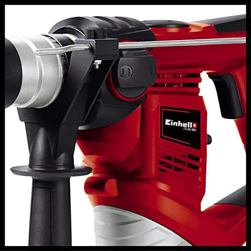 Einhell Bohrhammer TC-RH 900 Kit im Test: Leistungen und Erfahrungen - 6