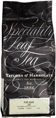 Taylors of Harrogate Loose Leaf Tea 1kg (Pure Assam)