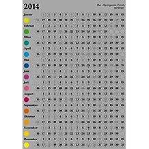 """Der Springende Punkt """"silber-metallic"""" 2014"""