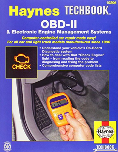 HAYN OBD-II & ELECTRONIC ENGIN: 1 (Haynes Techbook)