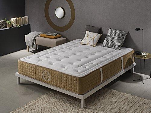 Living Sofa Matelas 160x200 cm à mémoire de Forme Bliss...