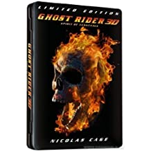 Ghost Rider - Spirit of Vengeance 2D 3D [ Limited Edition Metal Case ] by Nicolas Cage