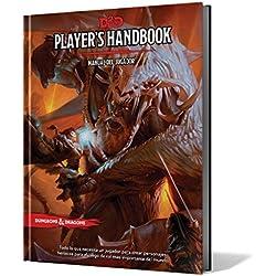 Dungeons & Dragons - Player's Handbook: Manual del Jugador (Edge Entertainment EEWCDD01)