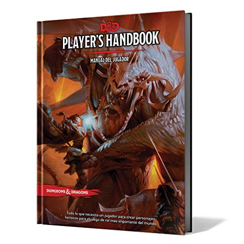 Dungeons & Dragons - Player's Handbook: