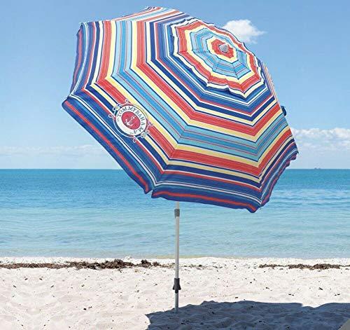 Tommy Bahama sombrilla de Playa colección 2019 Modelo Anclaje para Arena