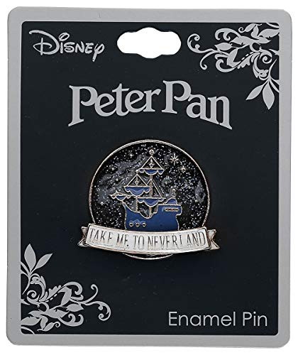 Peter PAN Take Me To Neverland Pin Standard -
