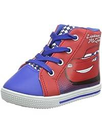 Cars Boys Baby High Sneakers, Baskets Basses Garçon
