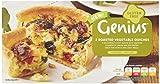 Genius Gluten Free Roasted Vegetable Quiches, 320 g (Frozen)