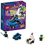 Super Heroes Lego Mighty Micros: Nightwing Contro The Joker, Multicolore, 76093
