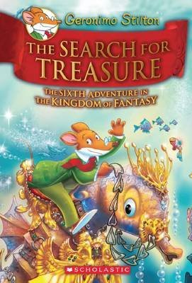 [The Search for the Treasure] (By: Geronimo Stilton) [published: August, 2014]