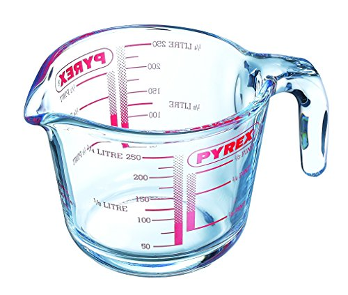 pyrex-glsmj1-2pt-glass-measuring-jug-250-ml-clear