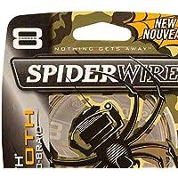 Spiderwire dura-4 FLECHTLEINE 300m Gelb 77lb//35kg 0.35mm