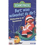 Sesamstraße - Bert, was wünscht du dir?: Weihnachten in der Sesamstrasse