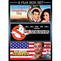 Groundhog Day/Ghostbusters/Stripes