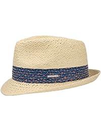 Chapeau Colour Band Trilby Stetson chapeau de paille chapeau d´ete