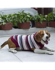 Mutt of Course Turtle Neck Dog Sweater (Large)