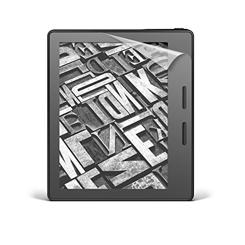 NuPro – Protector de pantalla para Kindle Oasis, Pack de 2