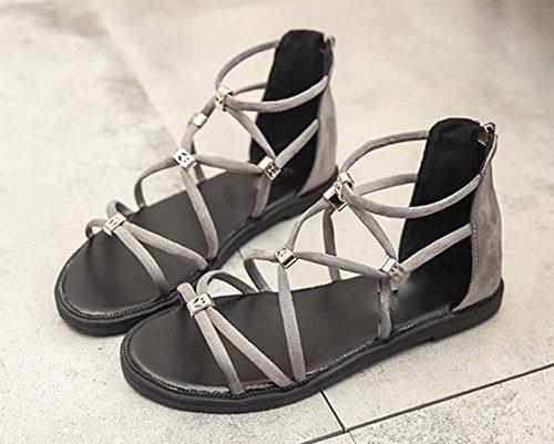Fashion-Sandalen weiblichen Studenten flache Schuhe Kaufen Online-Shop