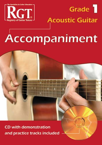 Preisvergleich Produktbild Acoustic Guitar Accompaniment RGT Grade One