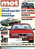 MOT - Die Autozeitschrift, Heft18/1990, Test & Technik der Youngtimer der 90er