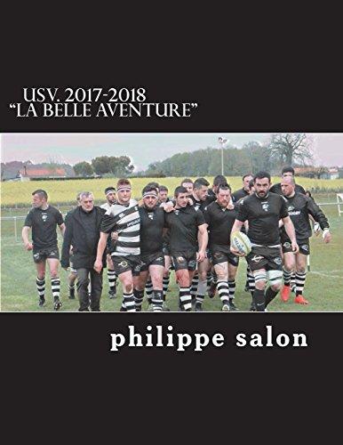 "Price comparison product image USV. 2017-2018 ""La belle aventure"""