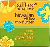 Best ALBA Moisturizers - Alba Botanica Aloe & Green Tea Oil Free Review