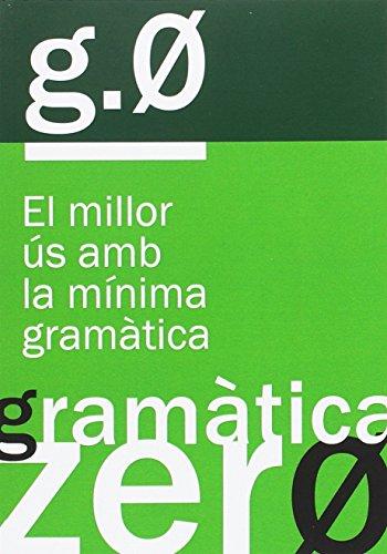 Gramàtica zero (2ª ed.) por Aa.Vv.