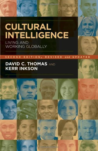 Cultural Intelligence: Living and Working Globally por David Thomas