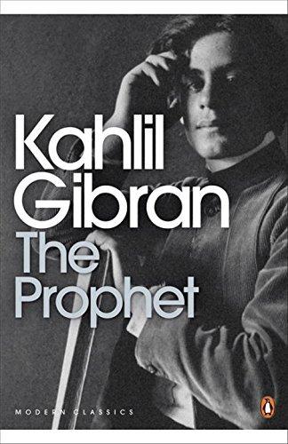The Prophet (Penguin Modern Classics) by Khalil Gibran (2002-03-28)
