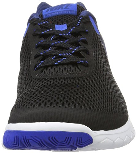 Nike 844514-006, Sneakers trail-running homme Bleu (Black/Hyper Cobalt-Coastal Blue White)