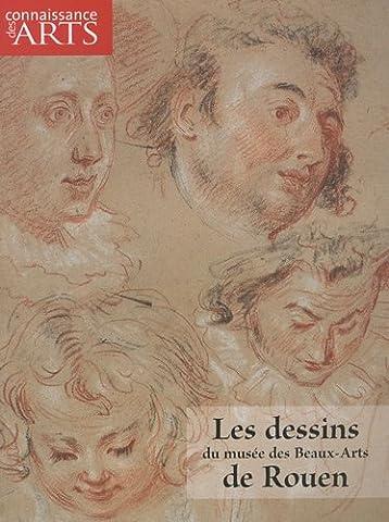 Connaissance des Arts, Hors-série N° 488 : Les dessins du musée des Beaux-Arts de Rouen