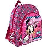 Disney Minnie Mouse AS017/AS9707 - Mochila infantil, 24 cm, multicolor