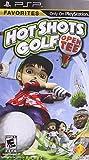 PSP Hot Shot Golf