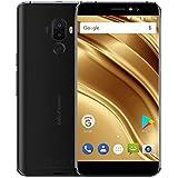 Ulefone S8 Pro - 5,3 pouces Écran HD 0.5mm Bezel Android 7.0 4G smartphone, triple caméra (5MP + 5MP + 13MP), Quad Core 2 Go RAM + ROM 16 Go, GPS, Cadre en métal - Noir