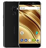 Especificaciones  Marca Ulefone  Modelo S8 Pro  Color Negro / Oro  Dimensiones 146.4 * 72.2 * 9.2mm  Peso 184g  Sistema operativo Android 7.0  CPU CPU MT6737 Quad Core 1.3GHz  RAM 2GB  ROM de 16 GB (tarjeta SD extendida a 128 GB)  Batería 300...
