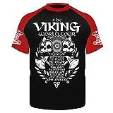 Männer und Herren T-Shirt Viking World Tour