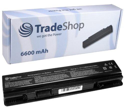 Hochleistungs Laptop Notebook AKKU 6600mAh ersetzt Dell F286H F287F F287H R988H G069H F-286-H F-287-F F-287-H R-988-H G-069-H für Dell Inspiron 1410 Vostro 1014 1015 1014n 1015n 1088 1088n A840 A860 A860n A-840 A-860 Dell Vostro 1088 Akku