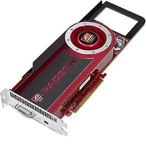 Apple AMD Radeon HD 4870 Carte graphique Interface PCI Express 2.0 Port Mini DisplayPort / DVI double liaison 512 Mo