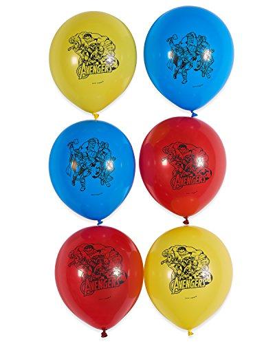 (Marvel Epic Avengers Geburtstag Ballons)