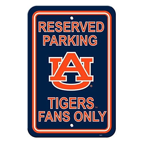 Offizielles National Collegiate Athletic Association Fan Shop authentische NCAA-Parken Schild. dem Spiel Ihr Revier mit diesem Schild. Ideal für das Büro oder man Cave., Auburn Tigers -