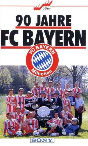 90 Jahre FC Bayern [VHS] Mm Digital Video