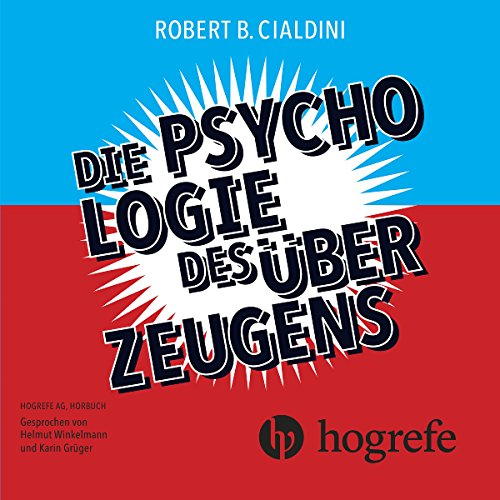 Buchseite und Rezensionen zu 'Die Psychologie des Überzeugens' von Robert B. Cialdini