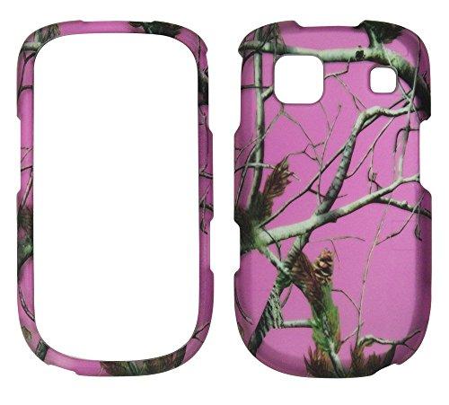 Handys Att Lg (2D Pink Camo Realtree ZTE Z431(AT & T GO Telefon) Schutzhülle Handy Snap auf Cover Case Protector Blenden)